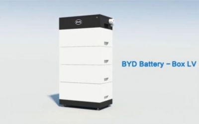 Batterie BYD Modulaire