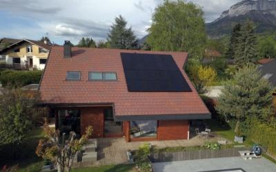 7,5 kWc SolarEdge + SunPower 375Wc Full Black