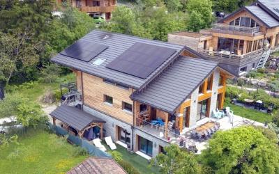 13,12 kWc SolarEdge + SunPower 375Wc Full Black