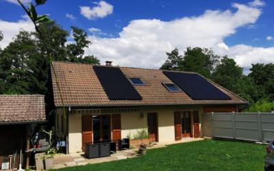 6,75 kWc SolarEdge + SunPower 375Wc Full Black